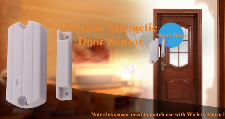 Wireless Magnetic Door Sensor