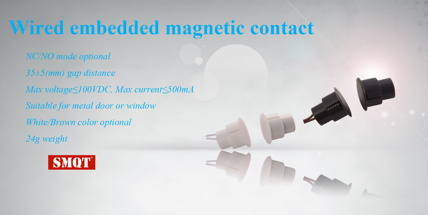 Emedded magnetic contact sensor EB-136