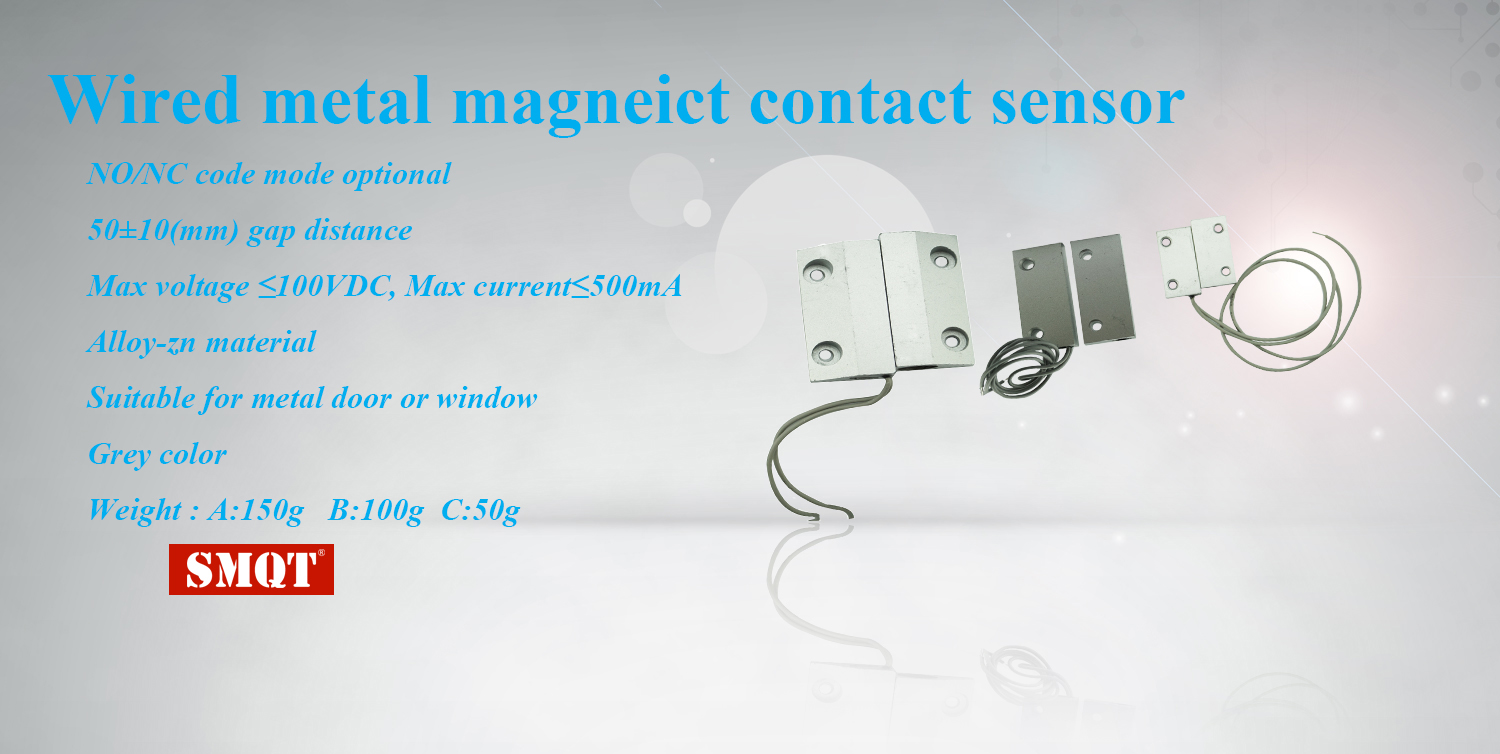 Alloy magnetic contact sensor EB-138
