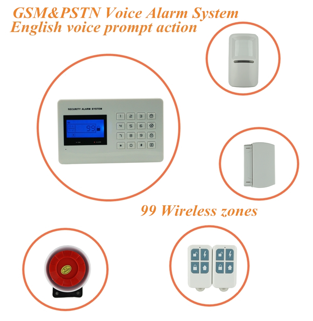 EB-832 GSM&PSTN Voice Wireless Home Alarm System,Home wireless Alarm system,wireless home alarm system,GSM&PSTN Alarm kit,alarm security system