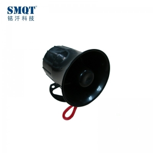 115db double tone waterproof electric siren for fire alarm