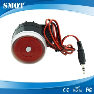 12V DC wired electric alarm siren from shenzhen manufacturer
