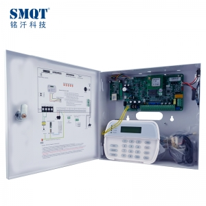 16 wired & 30 wireless zones Metal box PSTN GSM TCP/IP Alarm panel