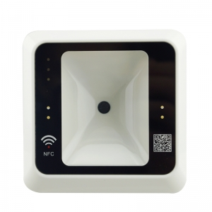 2020 SMQT new QR Code&RFID 13.56Mhz Card reader for access control system