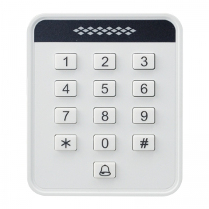2020 SMQT new single door access control RFID 125Khz/13.56Mhz access control keypad reader