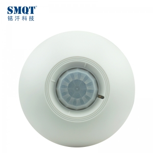ABS ceiling-mounted PIRdetector led linght switch
