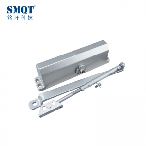 Aluminium concealed door closer remote Control Door Closer for 45 to 100 KG in access control system