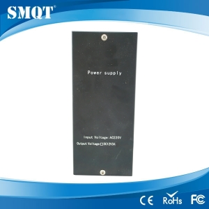 Black metal box Concise Switch Power supply for access control system