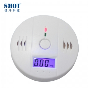 Ceiling Mounted standalone Co Sensor Battery-Operated Carbon Monoxide Detector