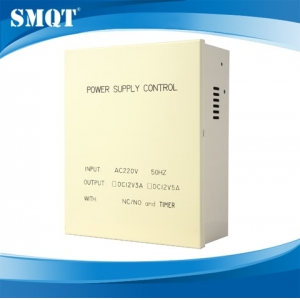 EA-38B Access Control Power Supply interference short-circuit protection