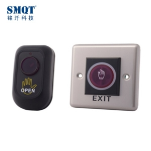 Emergency Infrared No touch LED Indicator EXIT button for Home Safety