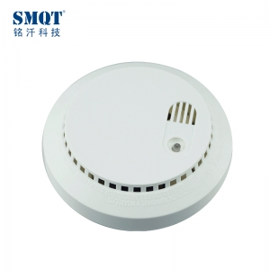 Factory price Standalone LED Indicator 9V Back-Up Battery 85dB Smoke Detector Alarm