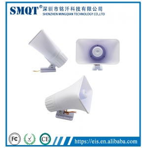Fireproof ABS housing DC 12V alarm electric siren EB-166