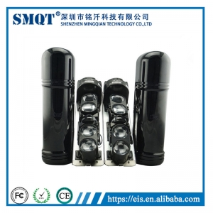 High quality waterproof laser beam outdoor/indoor active infrared 4 beams detector