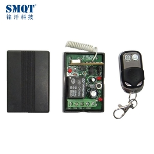 Hot Selling 12V/24V One Channe Remote Controller Receiver &Transmitter