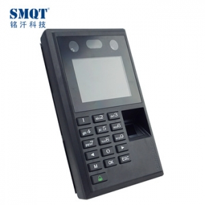LCD Biometric face&fingerprint&password access controller keypad