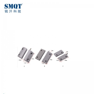 Larger metal magnetic door sensor,metal door magnetic sensor,window contact