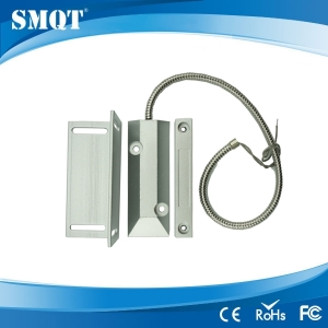 Magnetic contact for shutter door