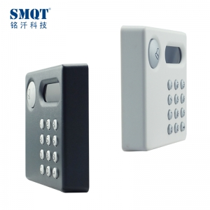 OLED screen single door access control keypad with R485 network communication