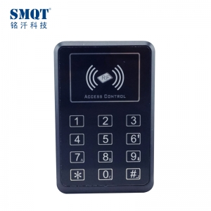 RFID ID/IC standalone access control keypad for single door access manage