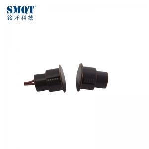Round window and door security magnetic contact,magnetic switch