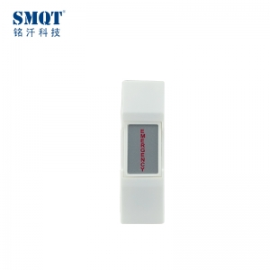 Security Alarm System emergency push button with auto reset
