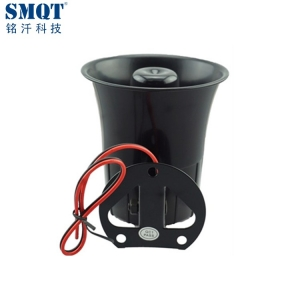 Small Type Waterproof Home Alarm Warning Siren Horn Speaker