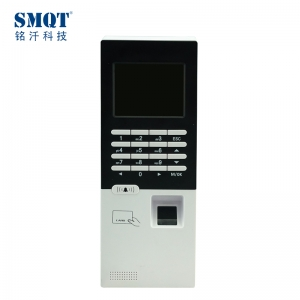 TCP/IP Biometric fingerprint&card access control and time attendance fingerprint reader EA-904