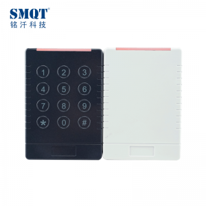 TCP/IP IC 13.56MHz Waterproof Standalone Access Control System With Software