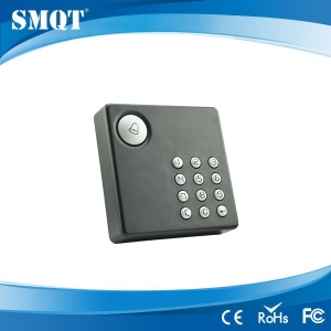 Waterproof ic smart access control time attendance card reader with keypad EA-93K