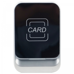 Waterproof outdoor  door access control Wiegand 26/34 Rfid Reader card reader with metal material frame
