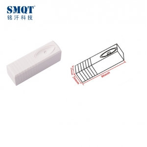 Wired white vibration sensor alarm price