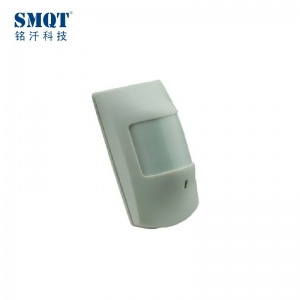 Wireless pir detector alarm 12V