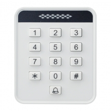 China 2020 SMQT new single door access control RFID 125Khz/13.56Mhz access control keypad reader factory