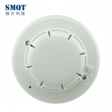 China 4 wire  smoke detector for fire alarm system with NO NC output adjustable factory