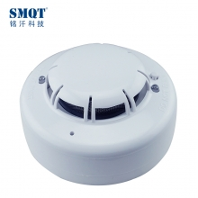 China 9-35v 4 wired fire smoke detector for fire panel and alarm system factory