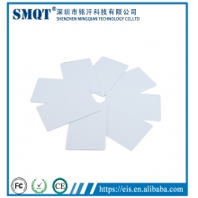 China Access control EM4100 chip 125KHZ RFID ID thin card factory