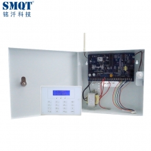Tsina Anti-theft Metal GSM & PSTN 16 wired & 29 wireless Panel Security Alarm System factory