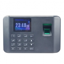 China Biometric techolongy fingerprint time attendance keypad reader with TCP/IP USB communication interface factory