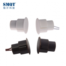 China Concealed type normal close magnetic contact door sensor factory