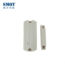 China DC 12V 315/433MHz wireless door sensor for alarm system factory