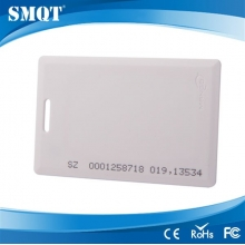 China EA-50A RFID thick  card with 125Khz factory