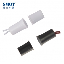 China Embedded installation normal close magnetic contact switch sensor factory
