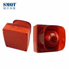 China Fire emergency alarm strobe light siren factory