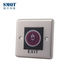 China High quality 500, 000 times infrared induction door release button for hollow door factory
