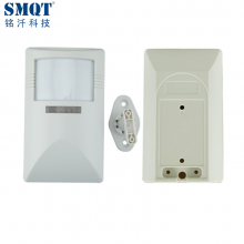 China Indoor 110 degree wall mounted Infrared PIR Motion detector alarm factory