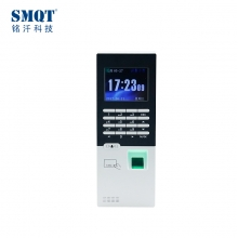 China Language fingerprint access control,time attendance,tcp/ip reader factory
