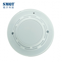 China Photoelectric smoke detector with dip switch to setting output mode factory