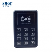 China RFID ID/IC standalone access control keypad for single door access manage factory