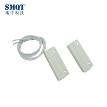 China SMQT 2 Color Optional Wired Door Sensor Alarm For Home Security Alarm factory